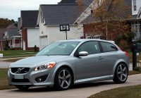 Volvo C30 electric car. Volvo Electric