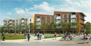 UC DAVIS WEST VILLAGE RISING IT'S FIRST GREEN BUILDING!
