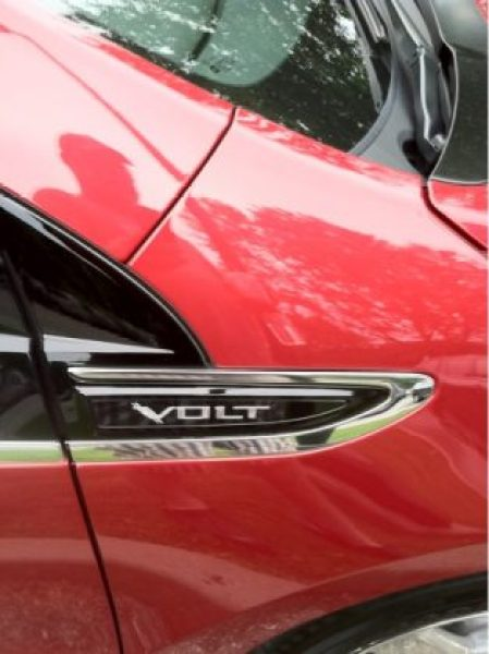 CHEVROLET VOLT SAVES SUPERTANKER WORTH GAS