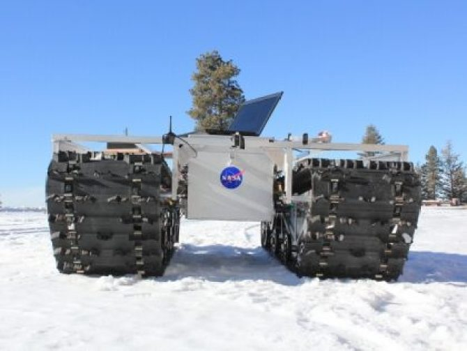 NASA to examine Ice sheet