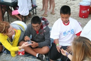 Camp Project Save Our Surf Cares for People and the Environment