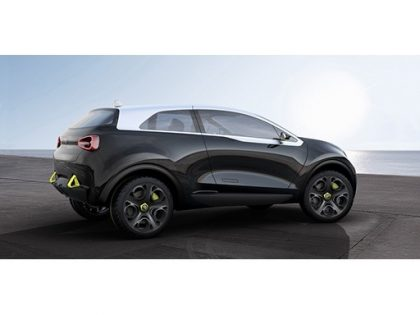 Kia Niro Hybrid EV Concept Makes U.S. Debut
