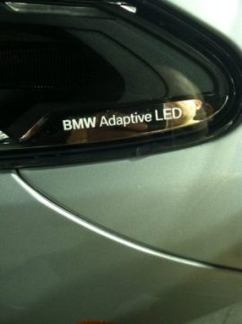 Bmw 535d adaptave LED