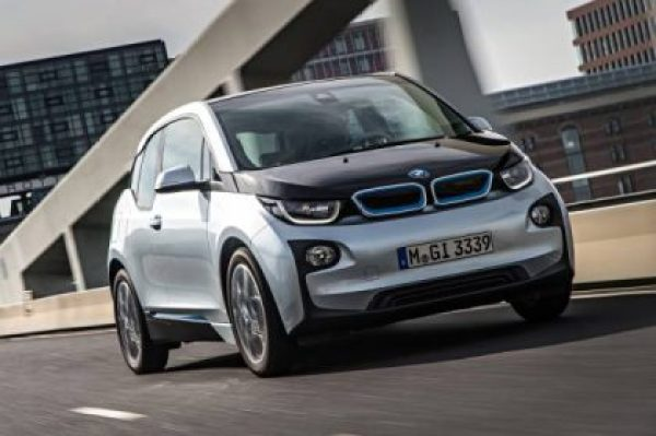 BMW i3 Exterior from BMW