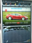 Screen Split on Tesla Motors Model S P85