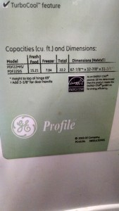 Energy Star energy efficiency labels