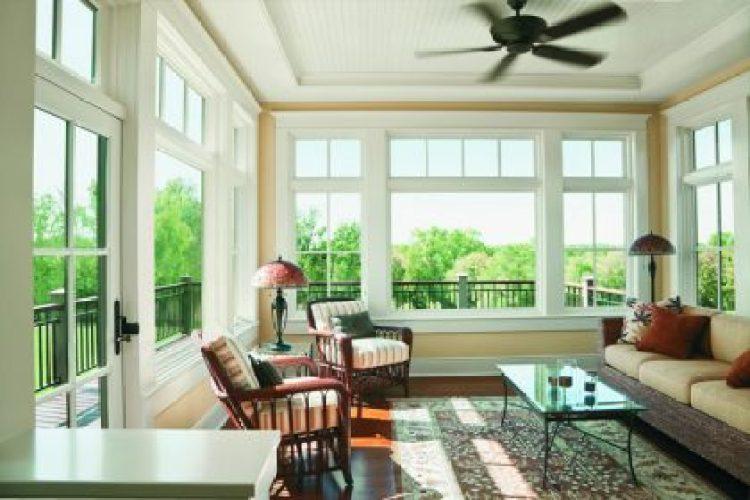 Windows and patio doors