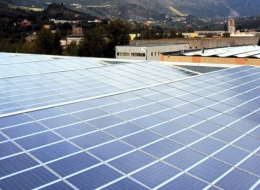 solar energy conversion with solar panels