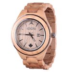 Konifer wood watch Sequoia Maple