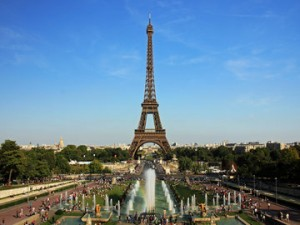 Paris France Eifell tower