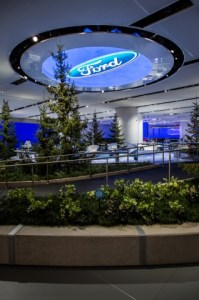 Donations support Ford commitment to waste reduction and green building efforts