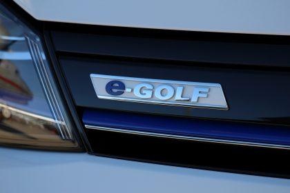 VW e-Golf, VW Electric vehicle