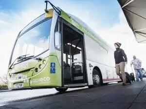Bristol Biomethane run buses