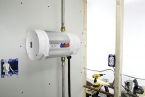 Heatworks MODEL 1 water heater solves homeowner dilemma created by new Department of Energy standards