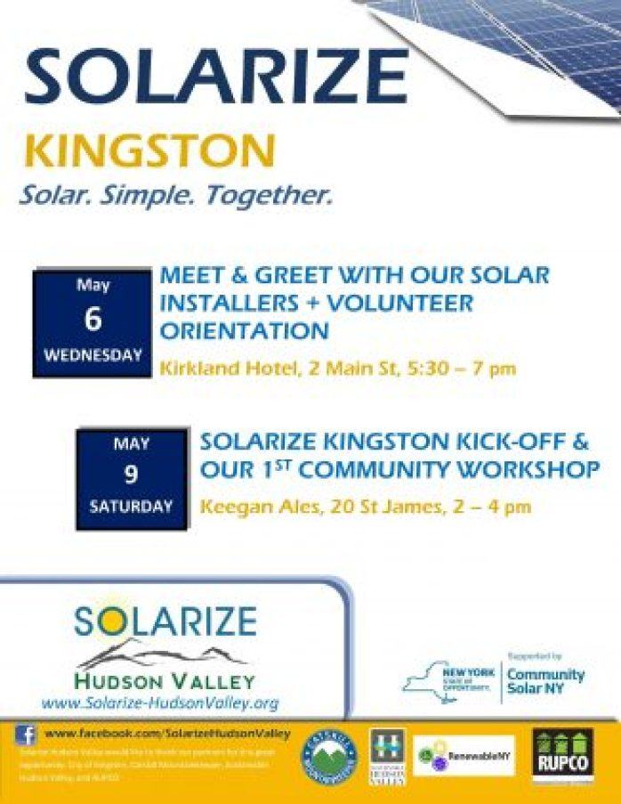 Solarize HV Flyer May 6 May 9