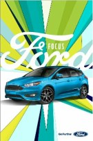 Ford Focus EV Electric Car