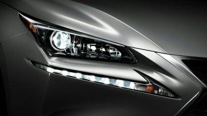 Test Results 2015 Lexus NX 300h Hybrid Electric Car