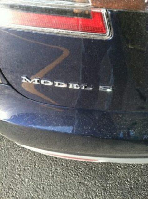 Tesla Model S is a green car
