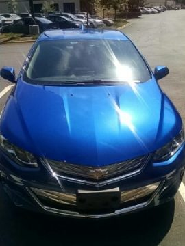 Chevy Volt Plugin Hybrid Electric Car