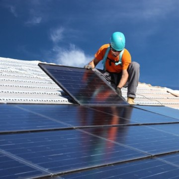 Bloomberg New Energy Finance's outlook shows renewables will be cheaper almost everywhere in just a few years.  by Jess Shankleman and Hayley Warren  June 15, 2017, 7:15 AM EDT  Solar power, once so costly it only made economic sense in spaceships, is becoming cheap enough that it will push coal and even natural-gas plants out of business faster than previously forecast.