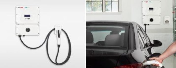 Based on patent-pending technology, the EV charger is embedded into SolarEdge's HD-Wave inverter and leverages its solar boost mode. This mode utilizes both grid and PV to charge at 9.6kW (40 Amp) Level 2 charging, which is up to six times faster than standard Level 1 charging. If PV is not available, the inverter-integrated EV charger will use grid power to charge at 7.6kW (32 Amp) Level 2 charging, which is up to five times faster than standard Level 1 charging.