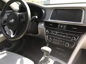 Kia Optima Plugin Hybrid Electric car