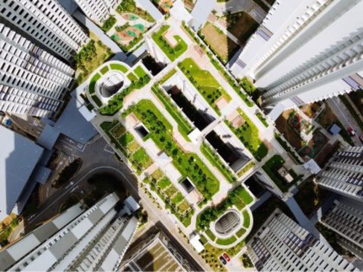 Green Buildings next city of Tomorrow
