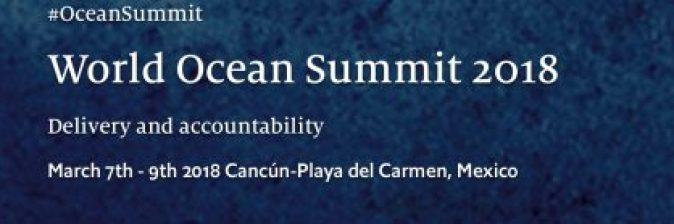 World ocean summit 2018