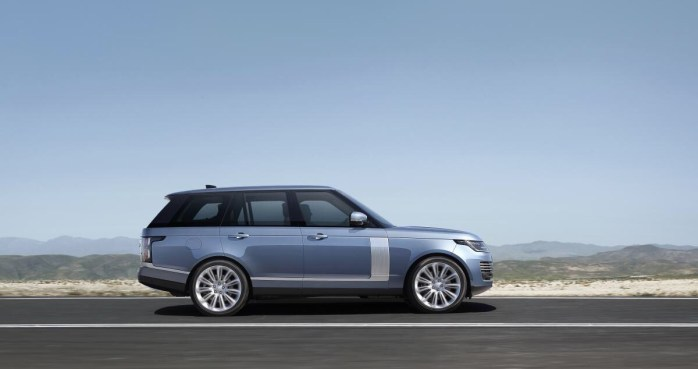New Range Rover: Silent Luxury Car View, Plugin Hybrid