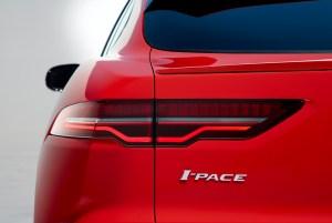 Jaguar Land Rover I pace Electric Car suv Vehicle