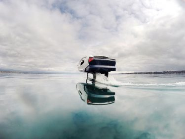 Water Taxi! ABB Ability™ for innovative electric water taxi