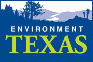 Environment Texas logo, SAN ANTONIO, April 4, 2018 /PRNewswire/ -- Solar energy capacity in San Antonio grew an impressive 37% last year, earning the Alamo City a ranking of 6th highest in the United States, according to Environment Texas Research and Policy Center's new report Shining Cities 2018: How Smart Local Policies Are Expanding Solar Power in America. Standing in front of San Antonio Fire Station 1