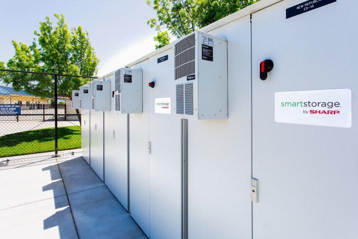 US Energy storage market
