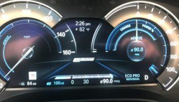 BMW 530e Plugin Hybrid perfomance Electric Car