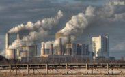 Coal burning fire plants