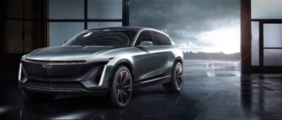 Cadillac Model Will Be The First Of GM's Next-Gen Electric Cars