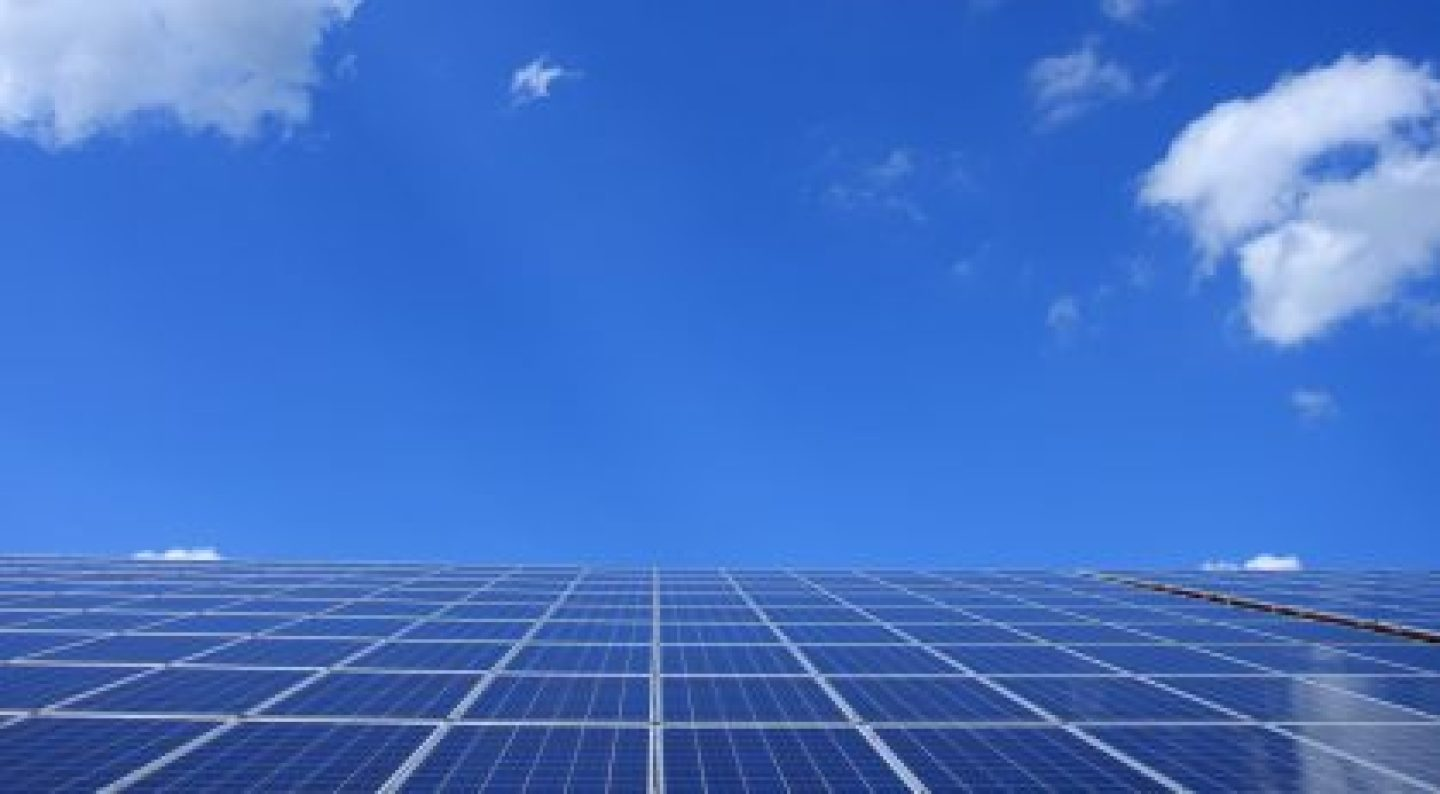 Solar panels at your home