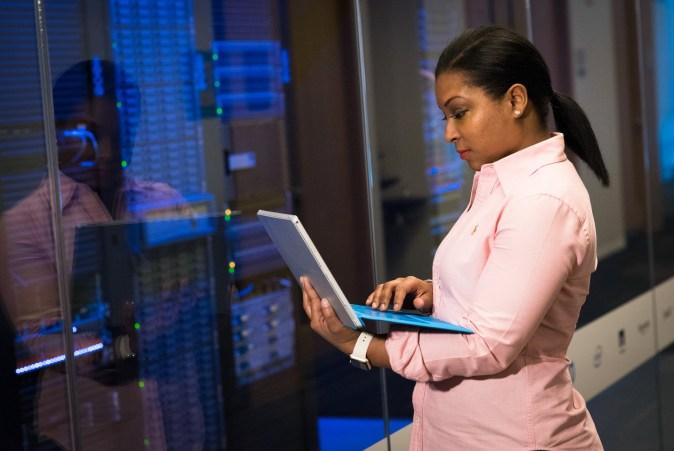 Making data centers efficient renewable energy