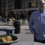 Green Living Guy Sustainable Food TV Segment
