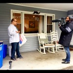 Recycling Tv segment with Seth Leitman, The Green Living Guy