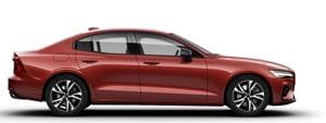 Volvo Plugin Hybrid S60 sedan