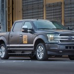 All electric F-150