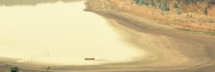 60-year-long Chilean drought drained Lake Aculeo. Courtesy of United Nations Climate Change