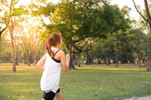 Running is an eco-friendly sport