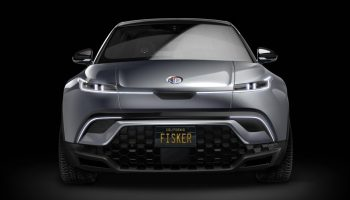 Fisker Ocean all electric SUV