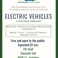Upcoming Drive Electric Hudson Valley events