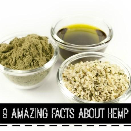 9 amazing facts about hemp