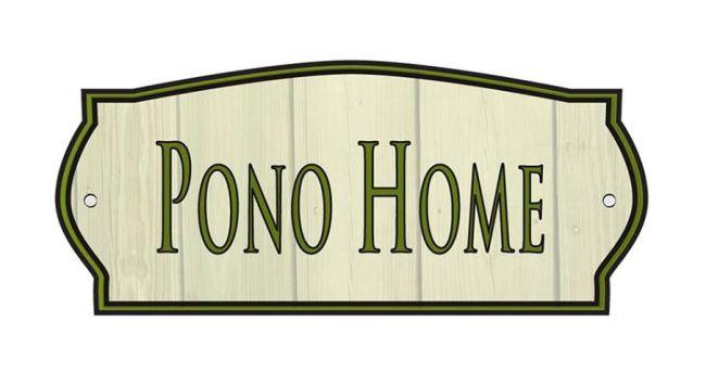 pono home