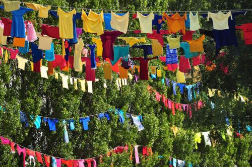Laundry - looks familiar!