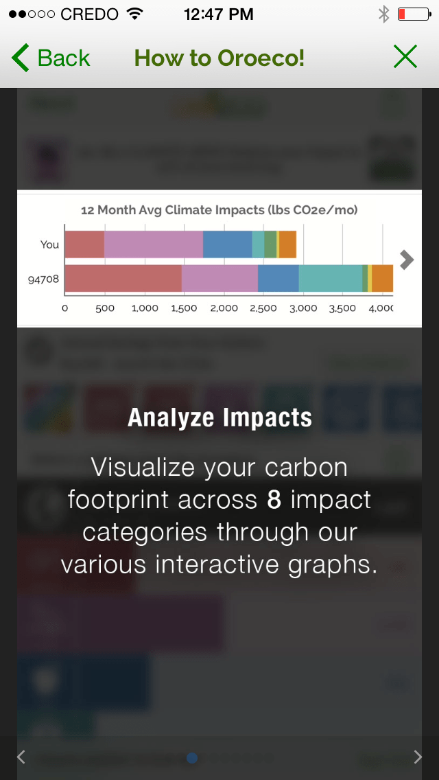 Oroeco helps fight climate change with new iphone app for New app ideas for iphone
